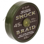 Плетен шок лидер ESP Shock Braid