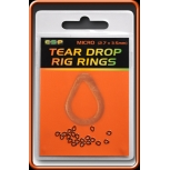 Tear drop rig rings ESP