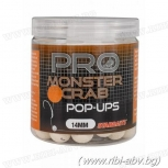 ПЛУВАЩИ ТОПЧЕТА STARBAITS POP UP PROBIOTIC MONSTER CRAB