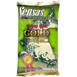 Захранка Sensas Crazy Bait Gold