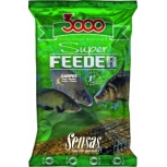 ЗАХРАНКА SENSAS SUPER FEEDER CARP 3000