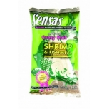 ЗАХРАНКА SENSAS CRAZY BAIT SHRIMP AND FISHMEAL