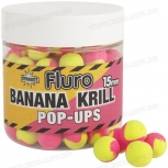 Dynamite Baits Two Tone Pop Up Krill Banana плуващи топчета