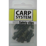 Клипсове Carp System CSSC-Safety clips