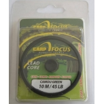 New lead core Carp Focus  Camou green